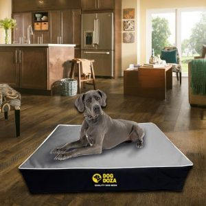 ORTHOPAEDIC MEMORY FOAM WATERPROOF DOG MATTRESS (15CM THICK)