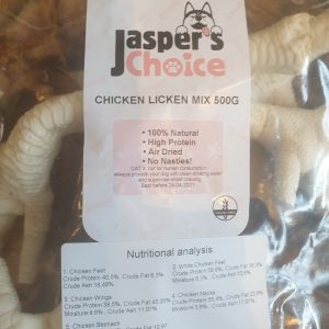 CHICKEN LICKEN 500G