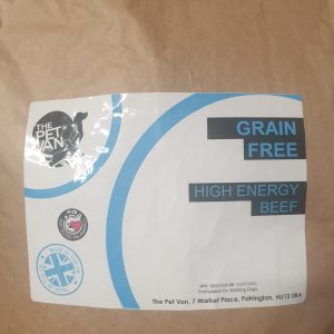 SPORTING BEEF – HIGH PROTEIN GRAIN FREE 12KG